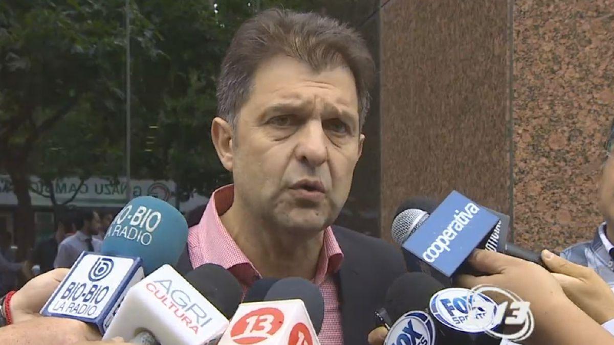 [VIDEO] Presidente de Colo Colo se niega a opción de préstamo de Esteban Pavez