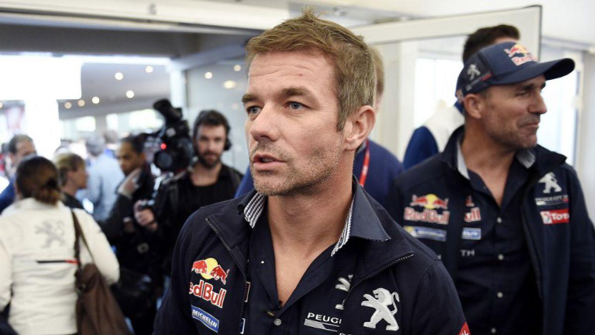 Sébastien Loeb, multicampeón de rally, se une al equipo Peugeot para este Dakar 2016