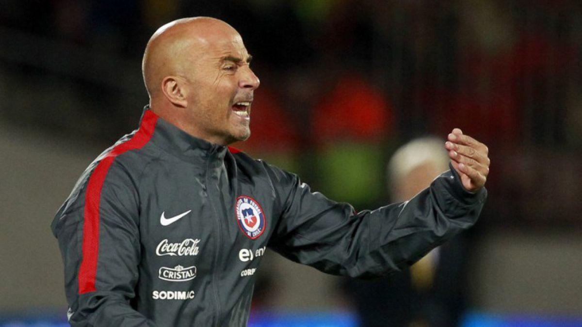 """Sampaoli y continuidad: """"Hay un desorden en el fútbol chileno y a mí no me gusta trabajar así"""
