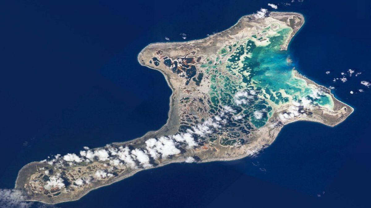 La isla Navidad será la primera en recibir el Año Nuevo