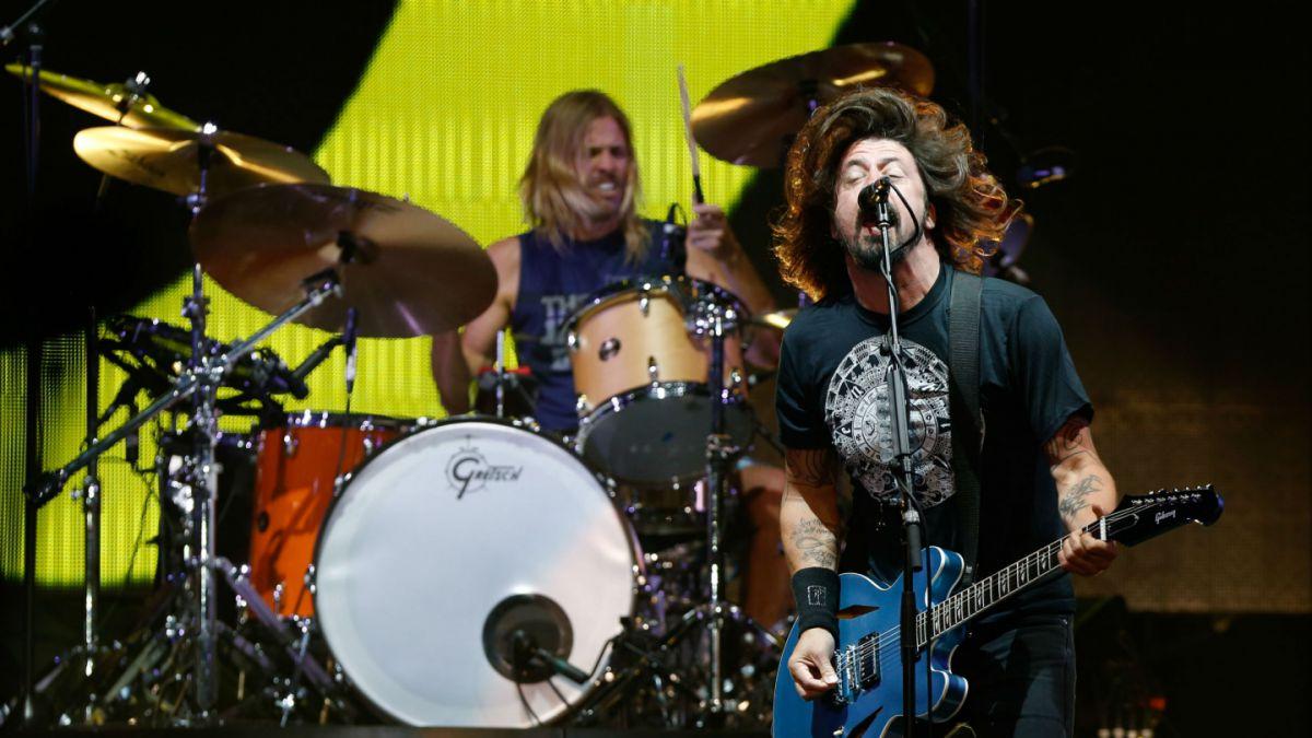 Foo Fighters confirmó gira a Sudamérica