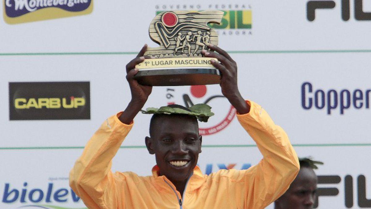 Nuevamente los atletas africanos dominan carrera San Silvestre de Sao Paulo