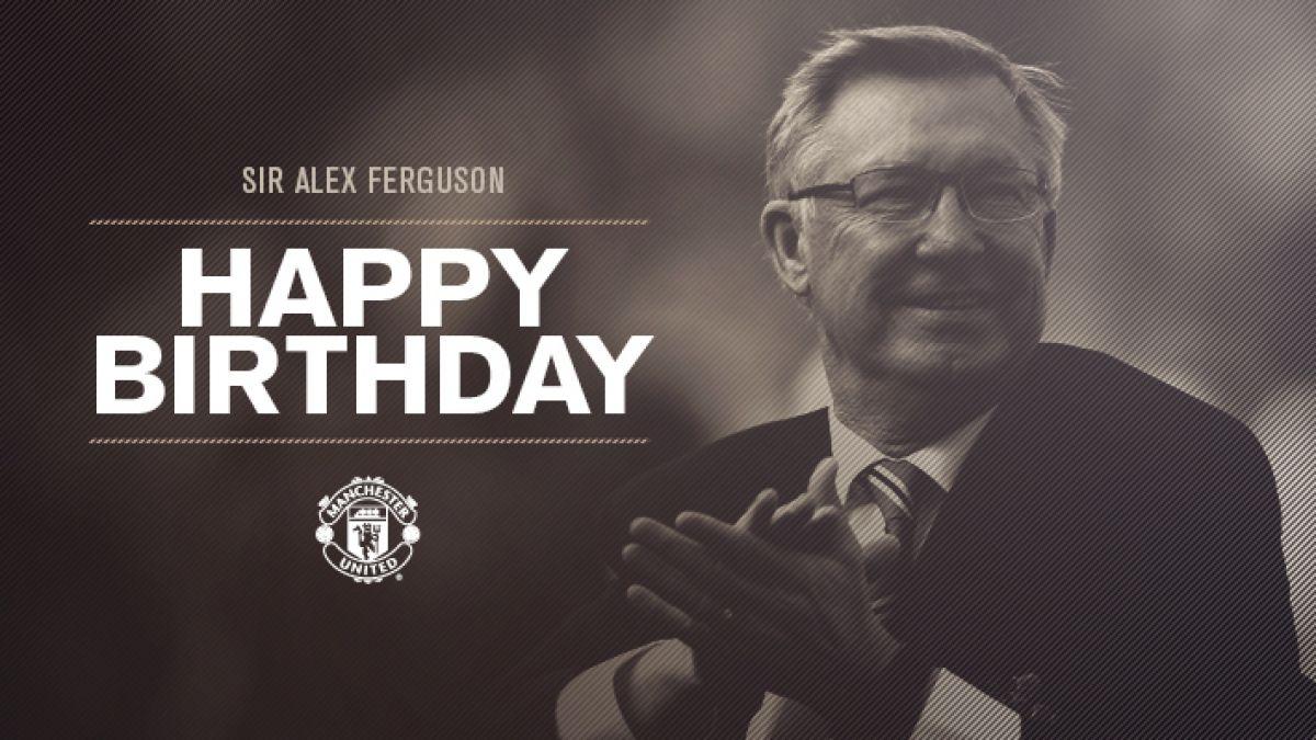 [VIDEO] En el cumpleaños 74 de Alex Ferguson recordamos cinco inolvidables momentos de su carrera