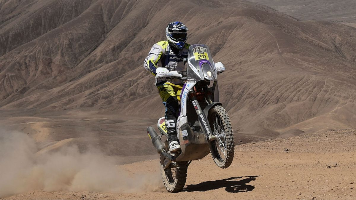 [Minuto a minuto] 11° etapa: Chilenos buscarán completar una buena jornada en el Dakar