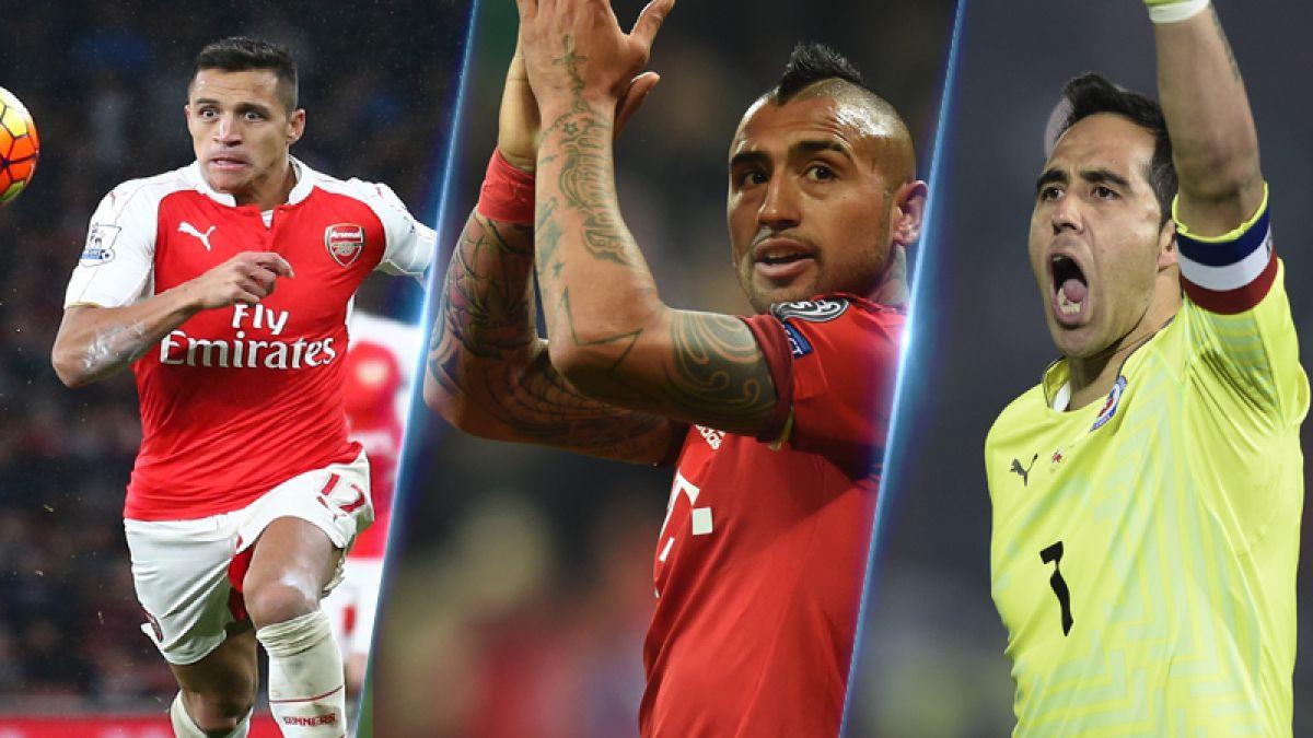Siguen los reconocimientos: Tres chilenos entre los 100 mejores del mundo según diario francés