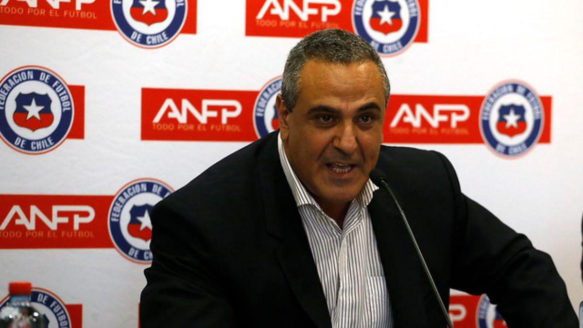 Pablo Milad: Hay una coalición entre la ANFP y la lista de Salah