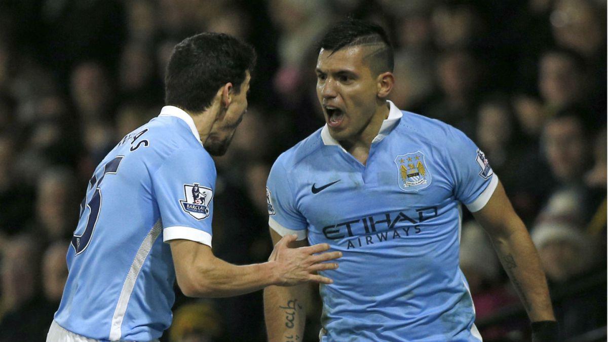 Manchester City revierte derrota en dos minutos y sigue al acecho del Arsenal