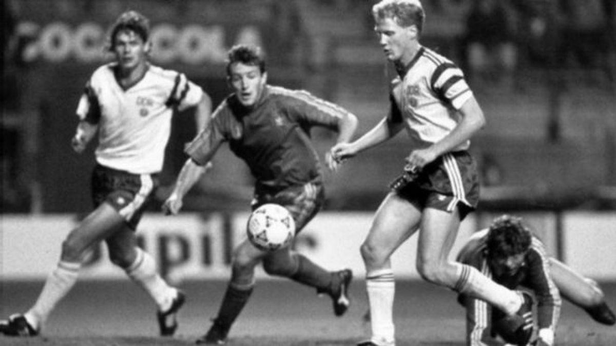 El agónico final que tuvo la selección de fútbol de Alemania del Este