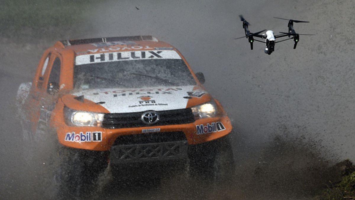 Se cancela primera etapa del Dakar por condiciones metereológicas