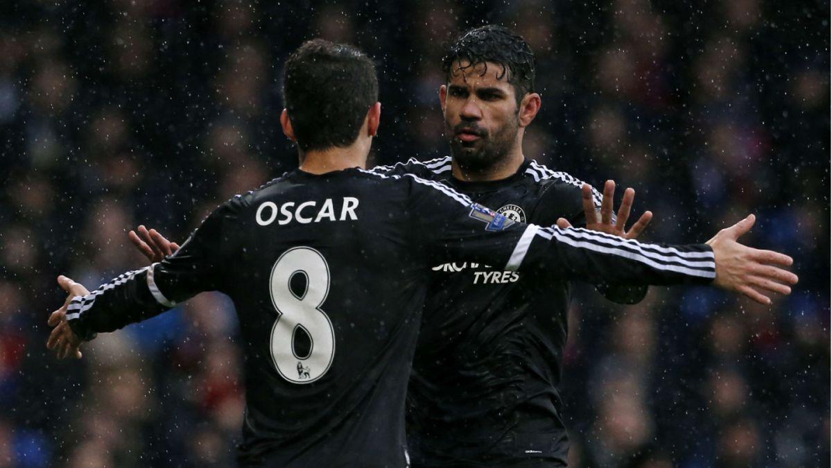 Diego Costa vuelve a brillar sin Mourinho en la banca del Chelsea