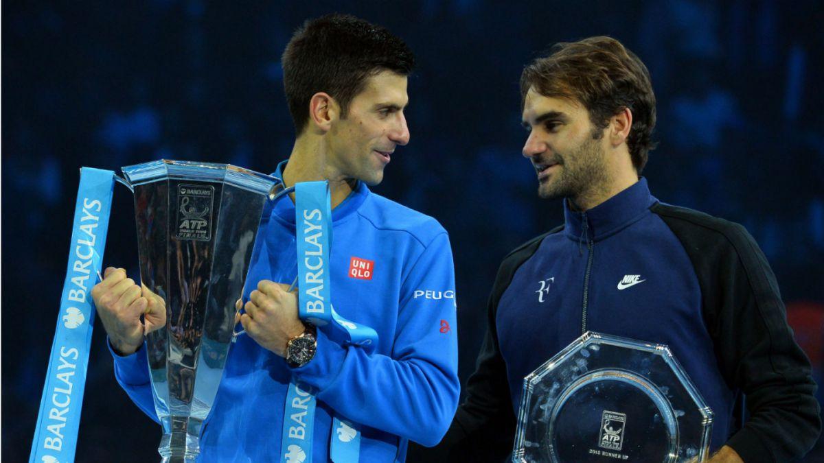 Novak Djokovic encuentra raro que su amigo Ljubicic entrene a Federer