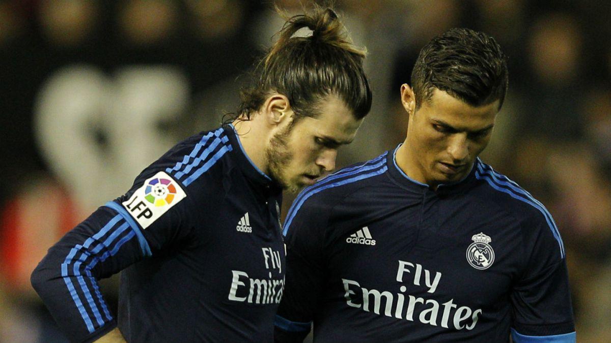 Real Madrid iguala con Valencia y se aleja de la cima de la liga española