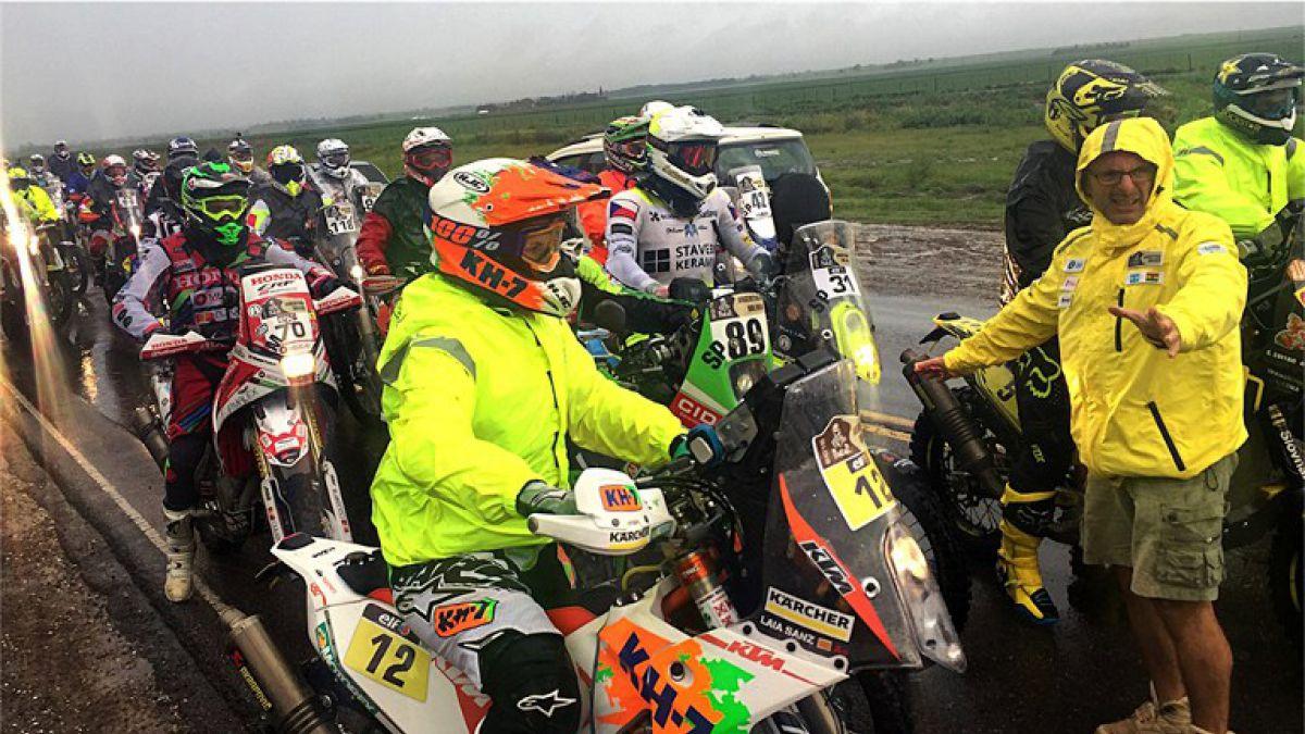 Confirmado: Condiciones climáticas obligan a recortar especial de la segunda jornada del Dakar