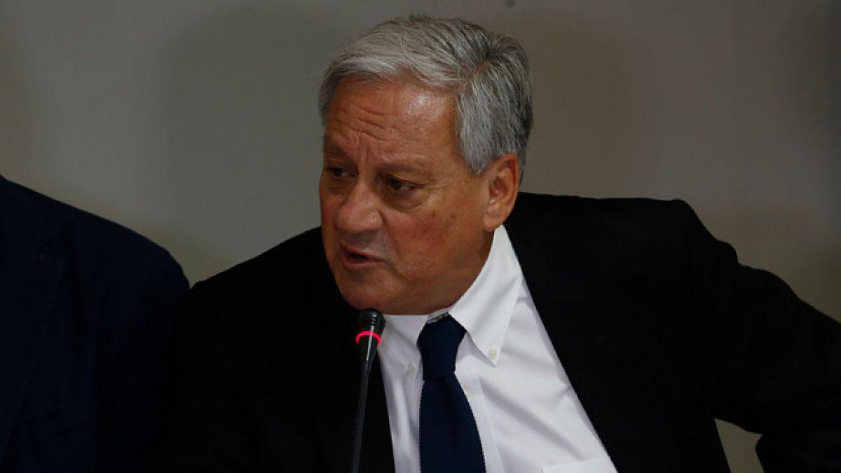 Arturo Salah se convierte en el nuevo presidente de la ANFP