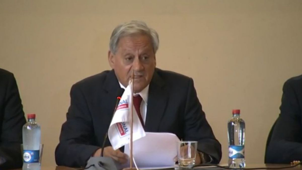 Arturo Salah asume en la ANFP: Debemos devolver la credibilidad a nuestro fútbol