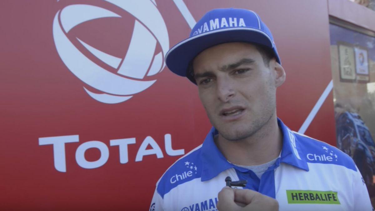 """Casale y su meta en el Dakar: """"Soy uno de los favoritos, pero hay que tomarlo con calma"""