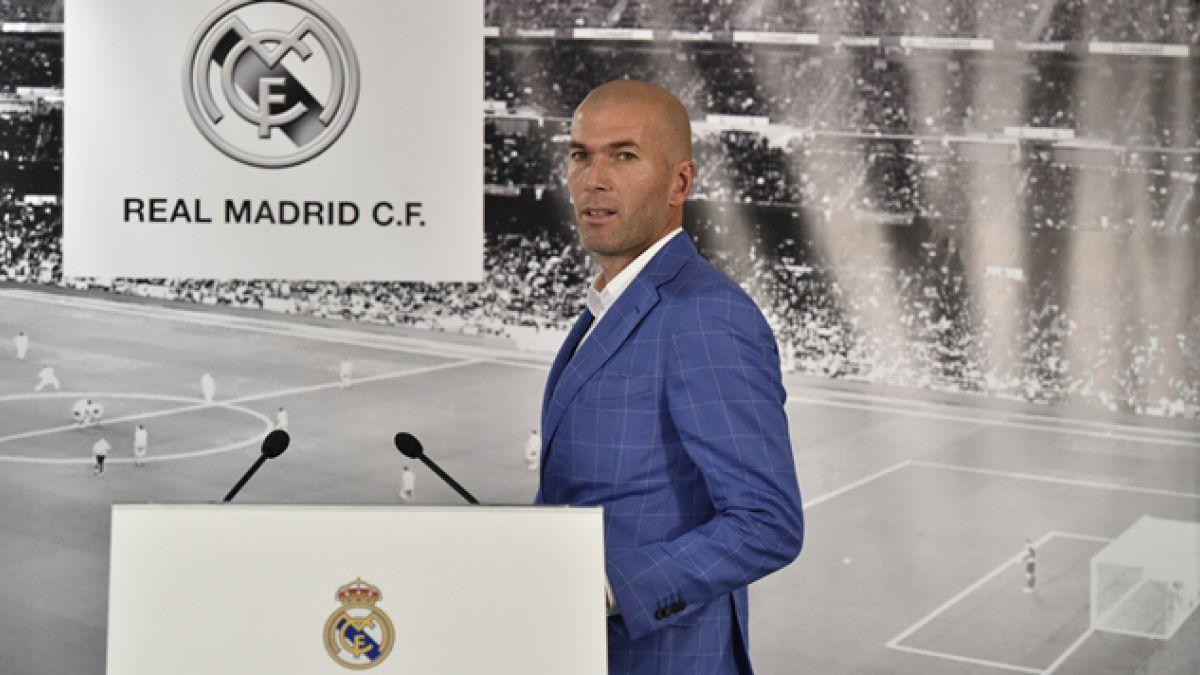 Confirmado: Zidane es el nuevo DT del Real Madrid
