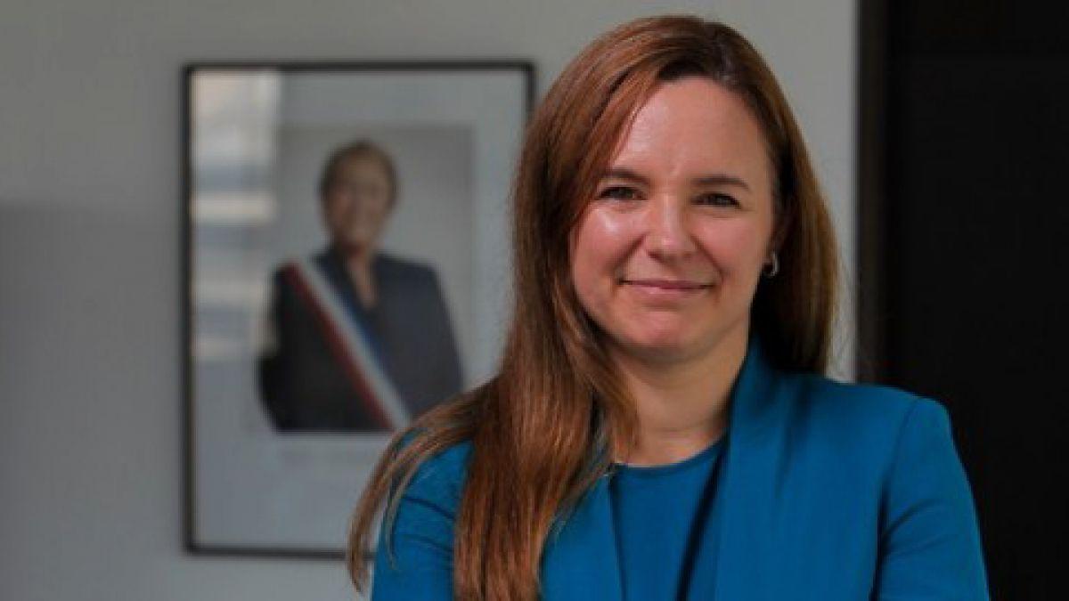 Presenta su renuncia la subsecretaria de Economía Katia Trusich