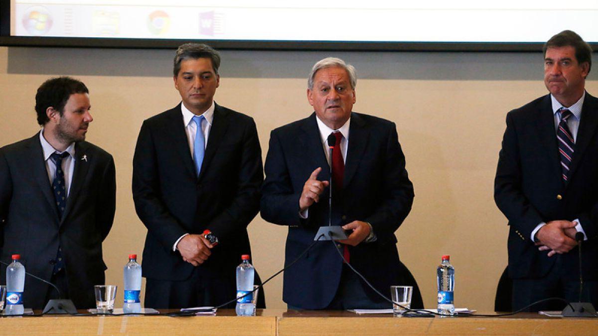 Sin problemas: ANFP anuncia la conformación de su nuevo directorio