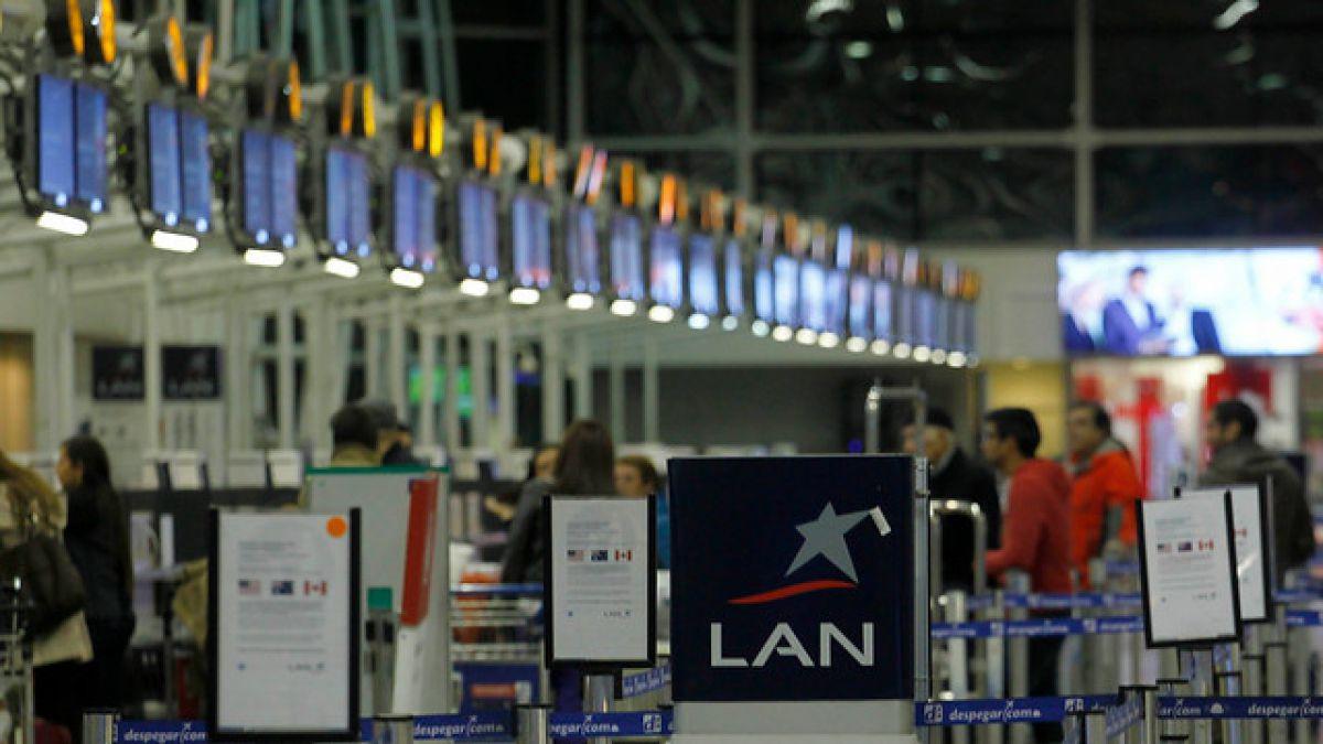 LAN proyecta flujo promedio de 19.500 pasajeros diarios durante la temporada de verano
