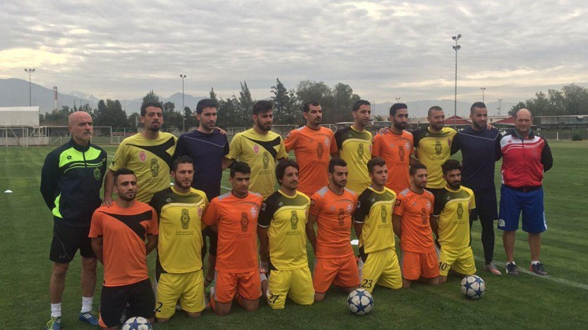 Palestino animará un partido amistoso con el campeón de la Super Copa Palestina