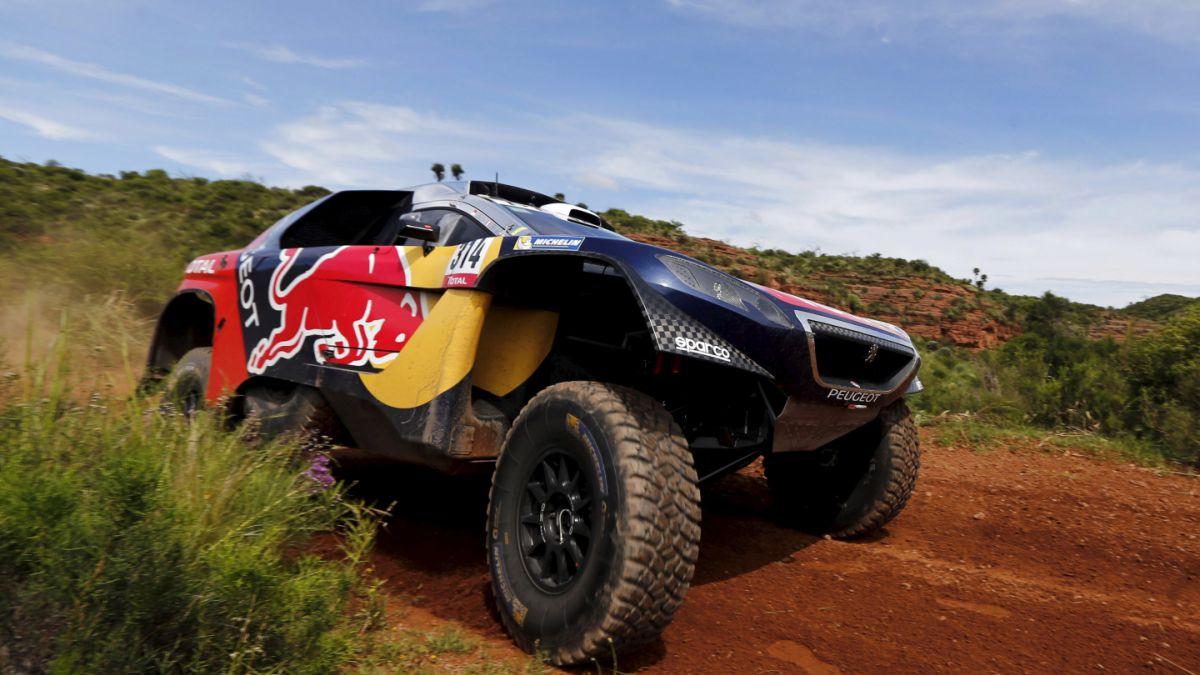 Categoría autos: Loeb continúa con su debut soñado en el Dakar