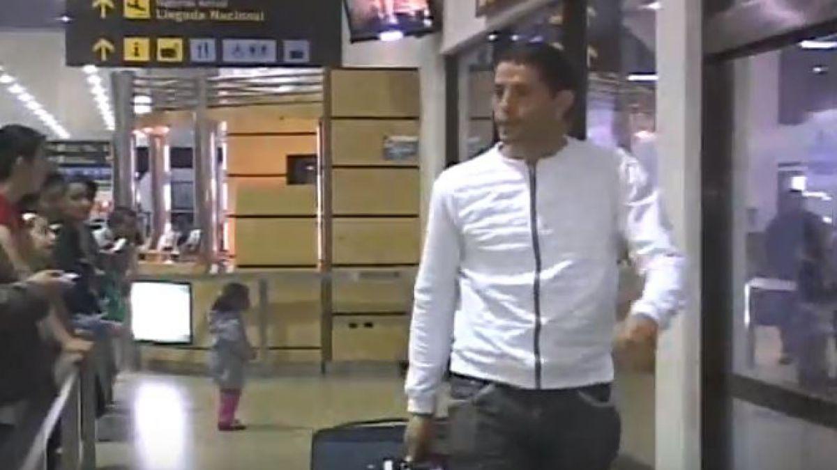 El jugador que alguna vez tocó el bombo en la barra Los de Abajo vuelve al fútbol chileno