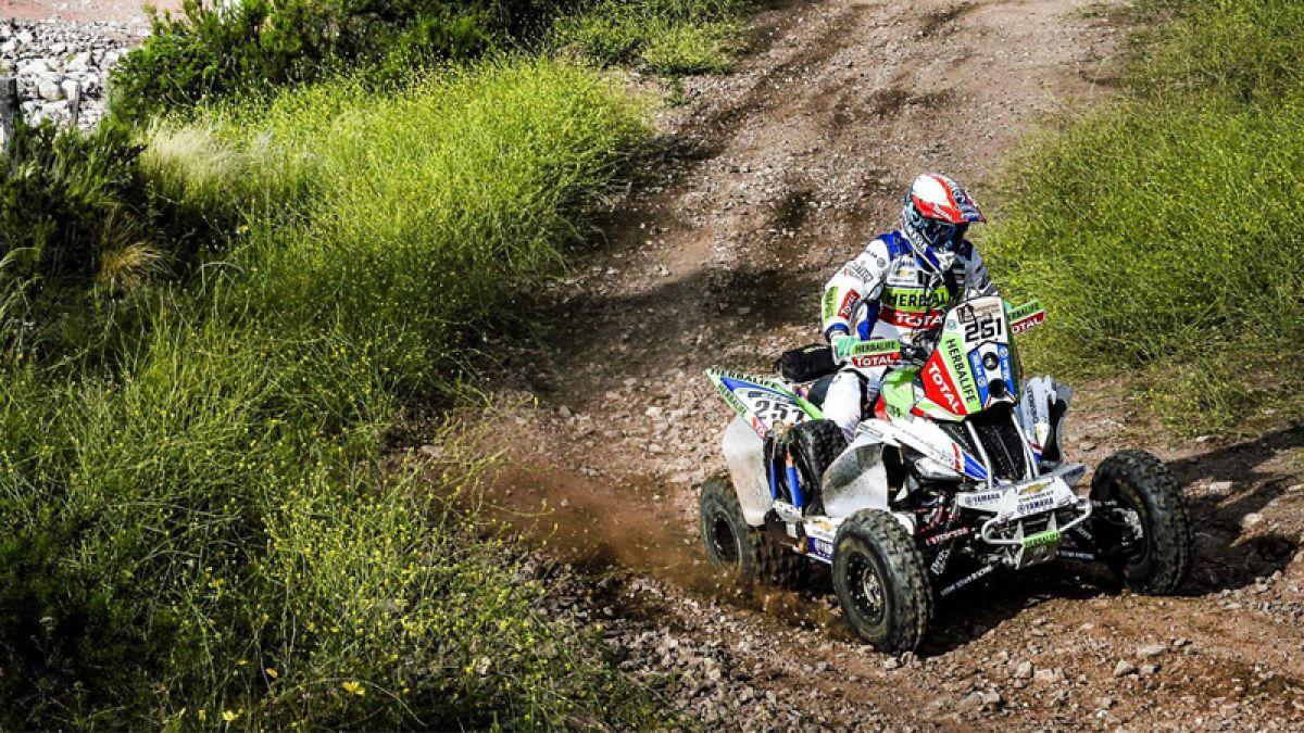 [MINUTO A MINUTO] Así fue el recorrido de los chilenos en la cuarta etapa del Rally Dakar 2017