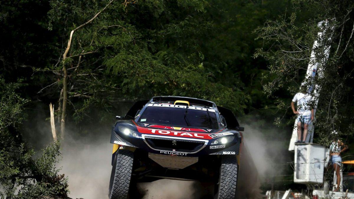 El Peugeot 2008 DKR 2016 promete espectáculo en el Rally Dakar