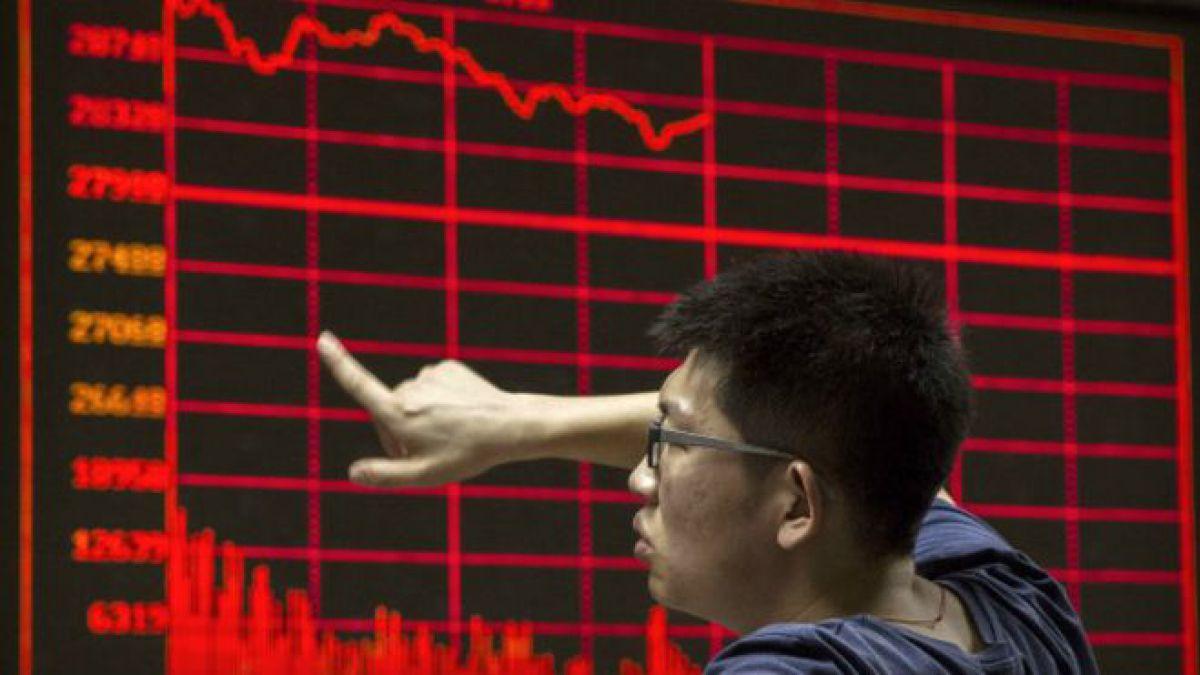 La bolsa de Shanghai pierde al cierre más de un 6%