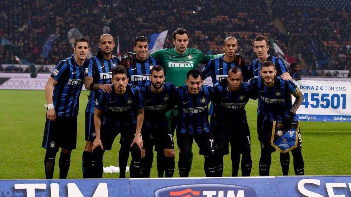 [GOL A GOL] Gary Medel y el Inter enfrentan a AC Milan en el Derby della Madonnina