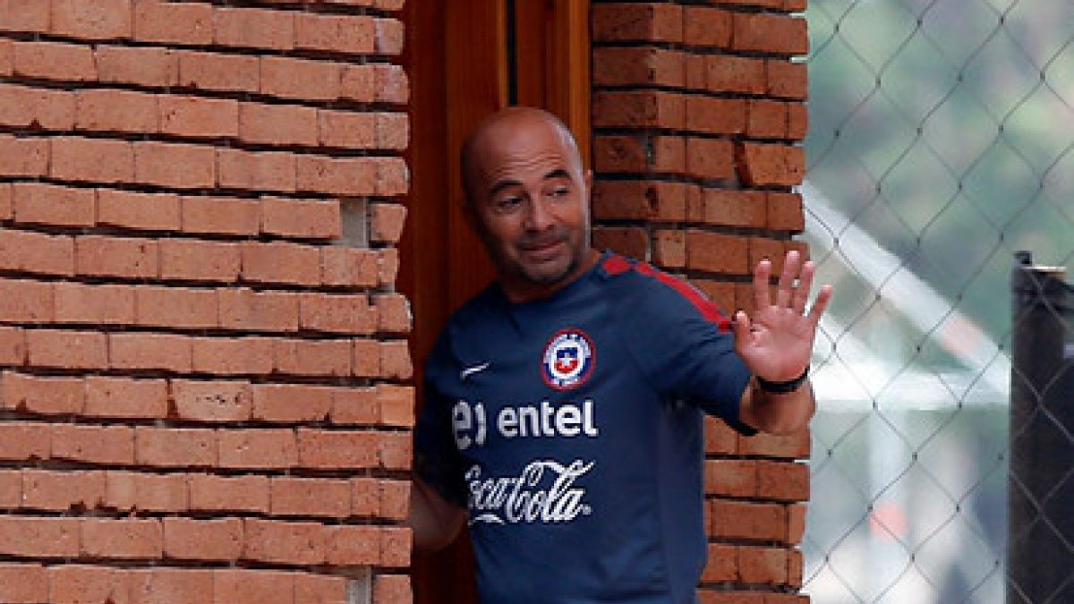 """Salah tras nueva reunión con Sampaoli: """"Las conversaciones están avanzando"""""""