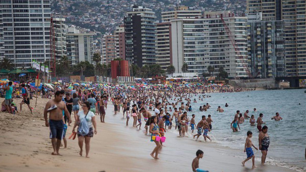 Llegada de turistas en 2015 alcanzó récord de 20,4%