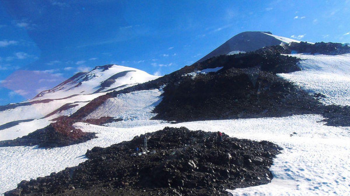 Sernageomin: Alerta Amarilla del volcán Chillán puede durar meses
