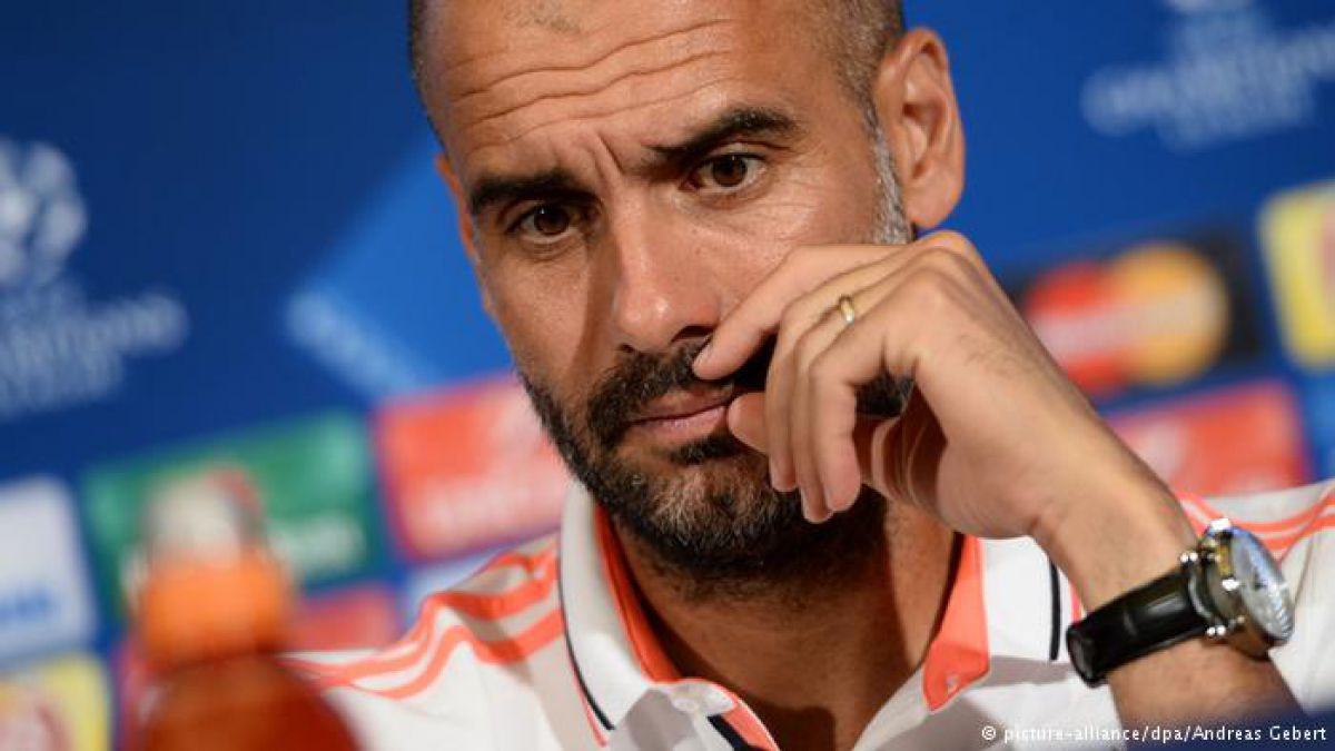 Pep Guardiola y los retos interminables