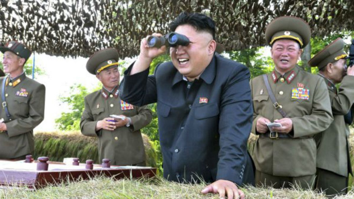 Kim Jong-un pidió que el 2016 comenzara la prueba de la bomba de hidrógeno.