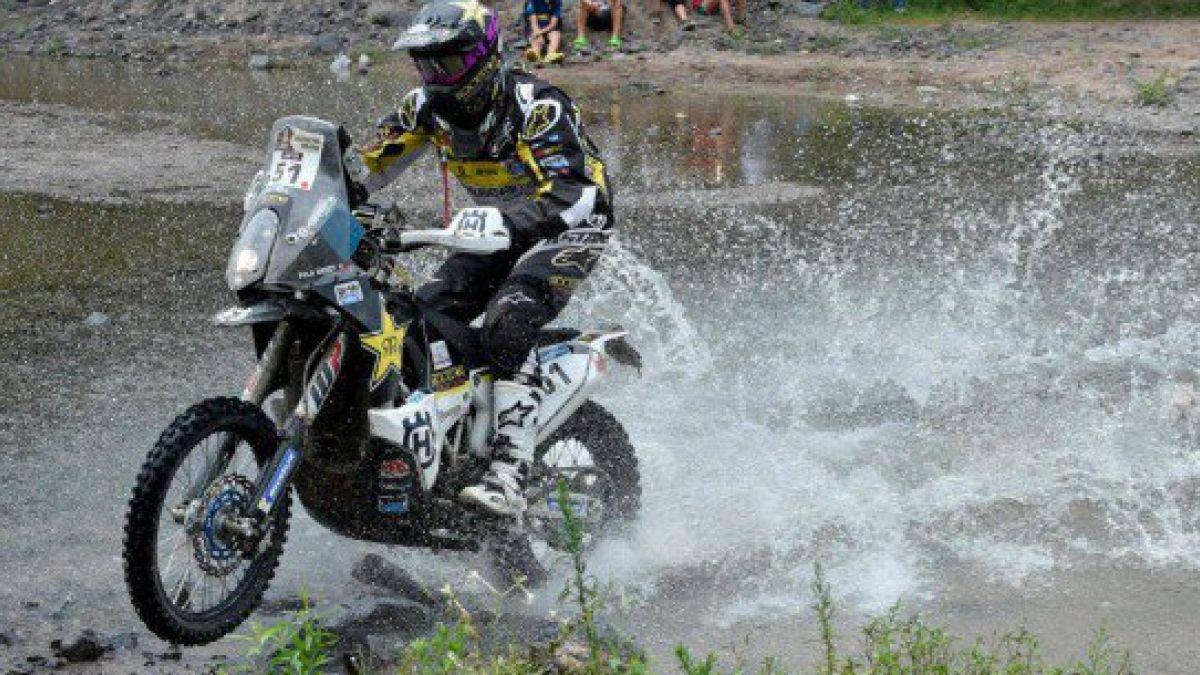 Piloto francés sufre grave accidente en la cuarta etapa del Rally Dakar 2016