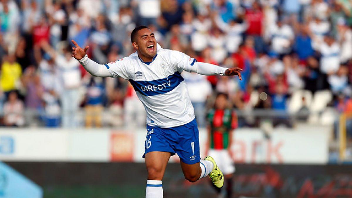 [VIDEO] Con Jeisson Vargas como figura, la UC golea en su primer partido del año