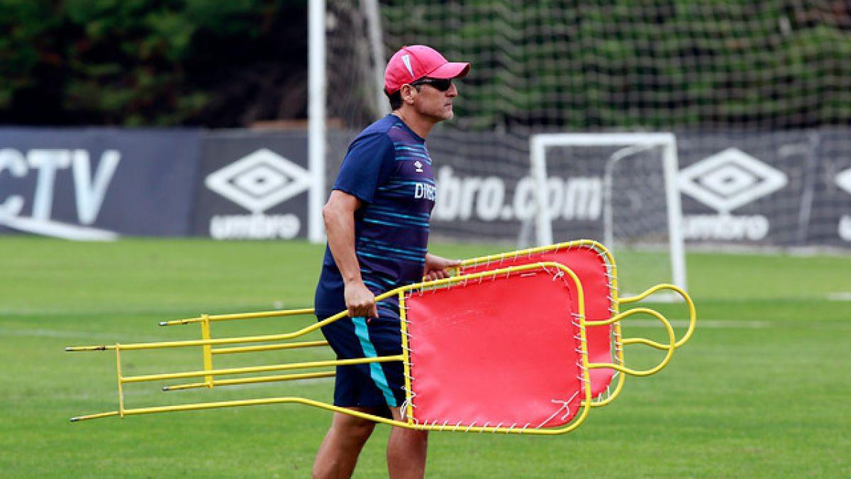"""Mario Salas derrocha confianza: """"Siento que este campeonato va a ser de Católica"""""""