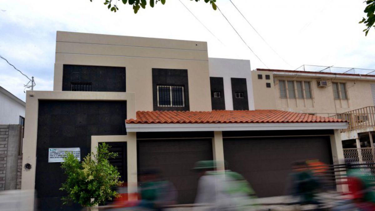 Casas Del Chapo Guzman En Sinaloa