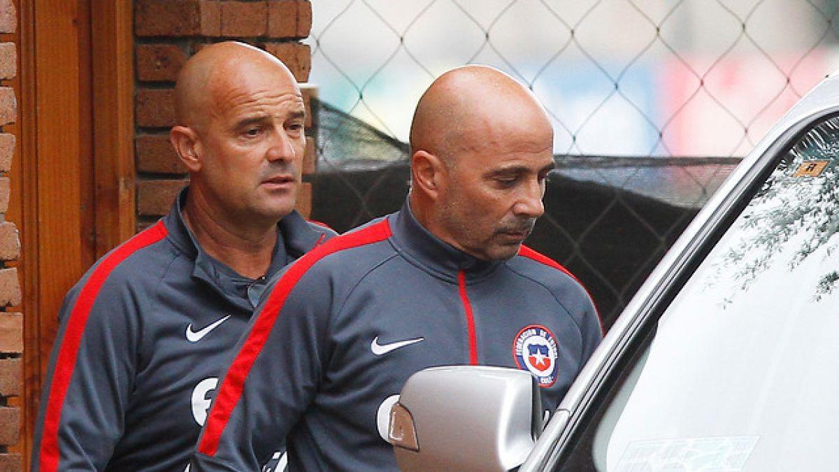 [MINUTO A MINUTO] Salah aclara el futuro de Jorge Sampaoli en la Roja