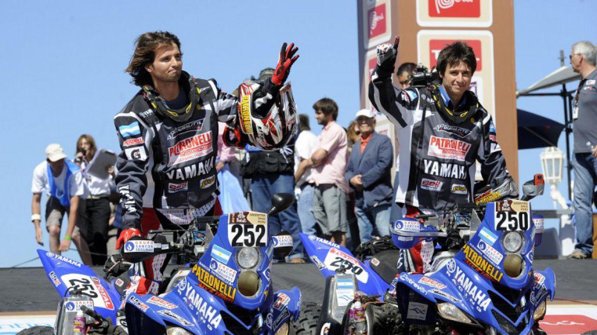 Quads: Hermanos Patronelli lideran la clasificación general en la categoría