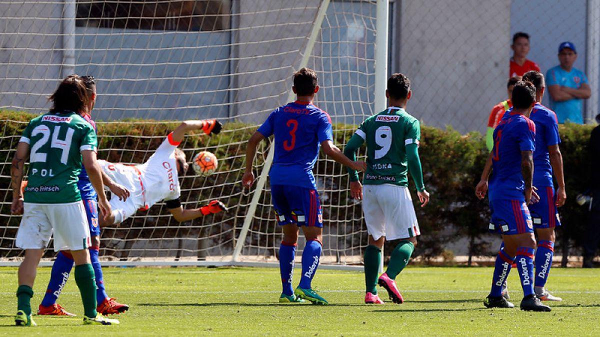"""La """"U"""" de Beccacece pierde en su último partido de la pretemporada antes de su debut en el Clausura"""
