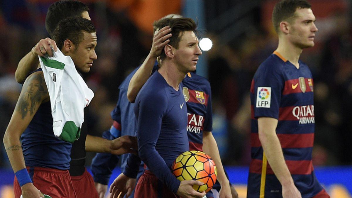 Messi vuelve a entrenar con el Barça tras su tratamiento renal