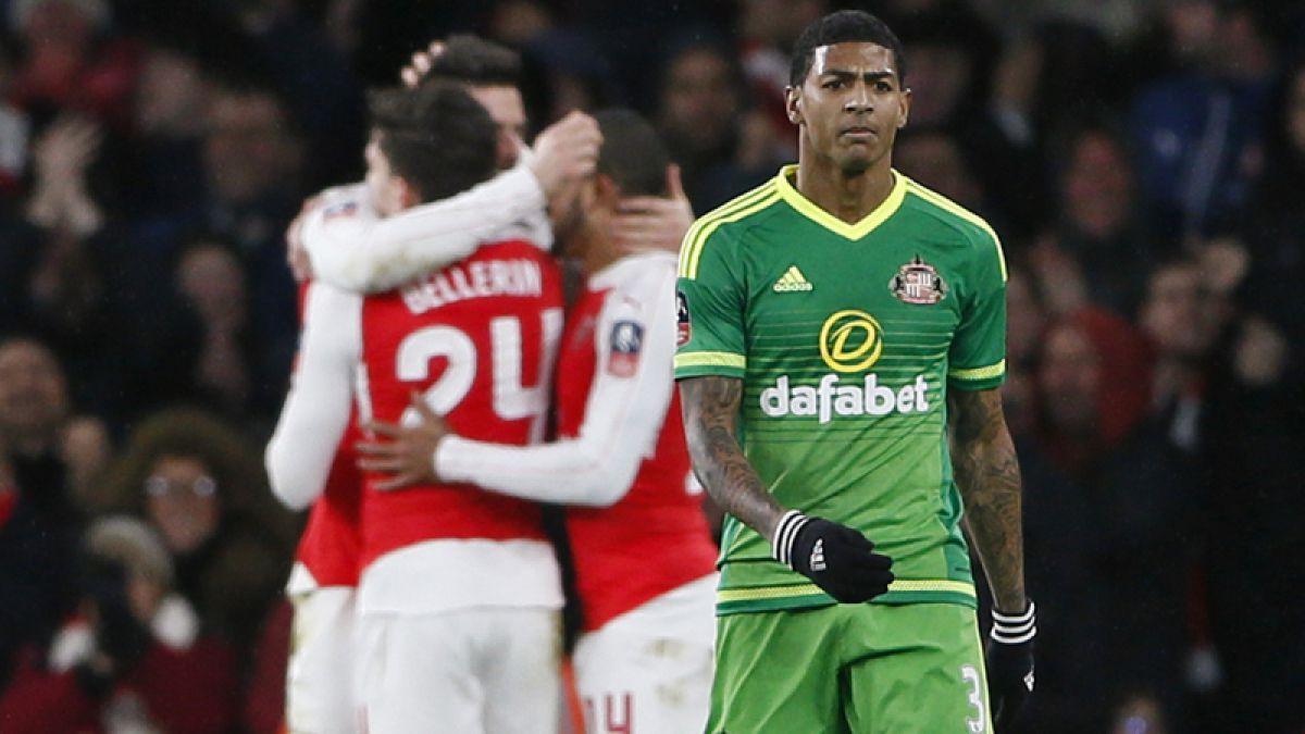Arsenal y Manchester City triunfan y avanzan sin problemas en la FA Cup