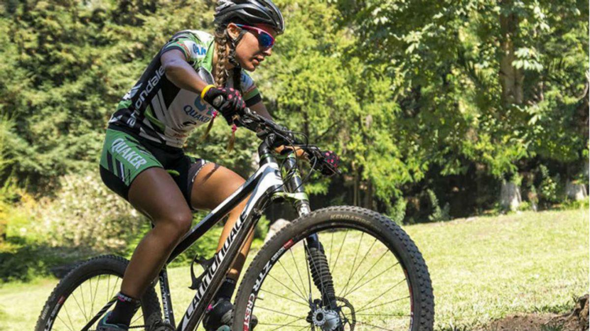 Fernanda Castro y su futuro en el Mountain Bike: Busco clasificar a los Juegos Olímpicos de 2020
