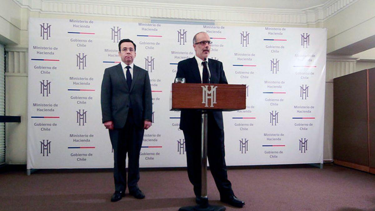 Rodrigo Valdés sobre reforma tributaria: Funcionará y logrará la racaudación esperada