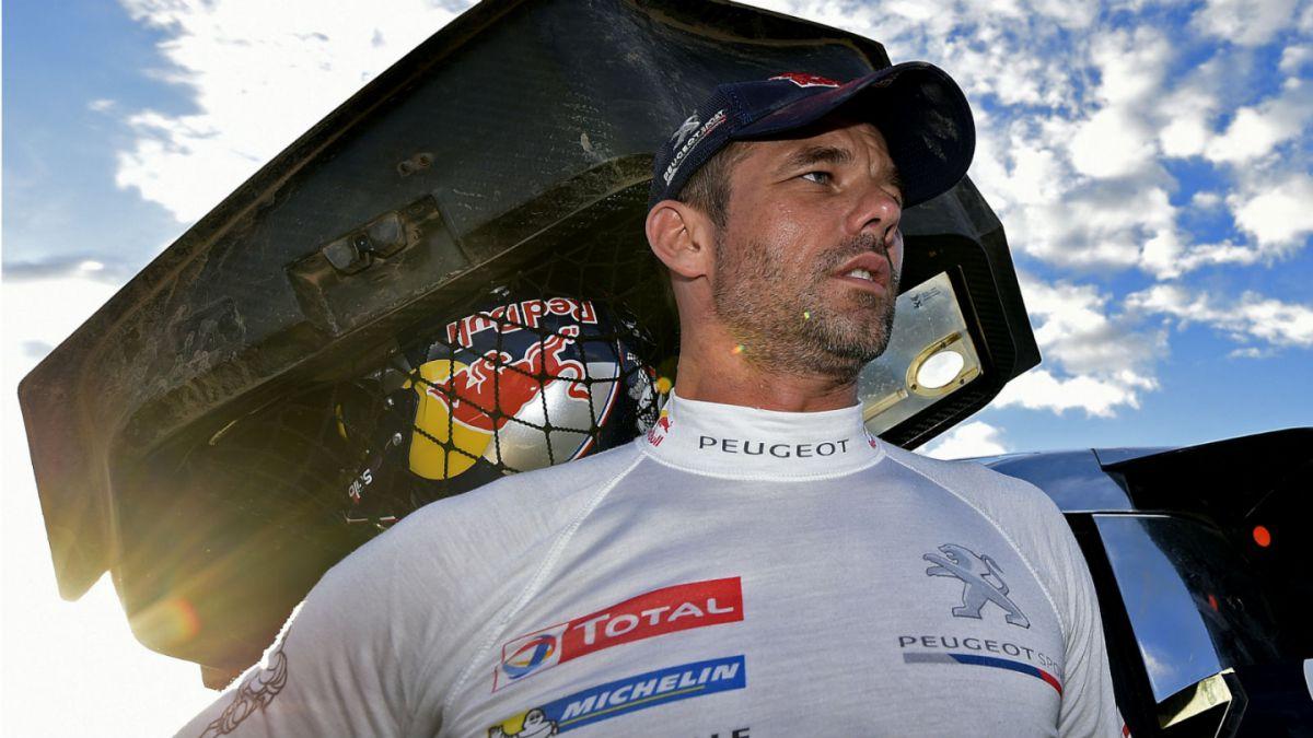 Una semana del inicio del Dakar: Sébastien Loeb y Peugeot dominan en autos