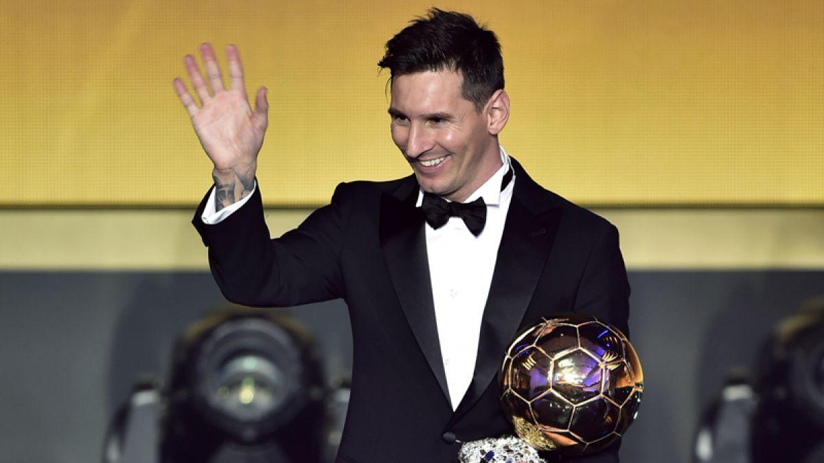 Todos los ganadores de la Gala del Balón de Oro de la FIFA