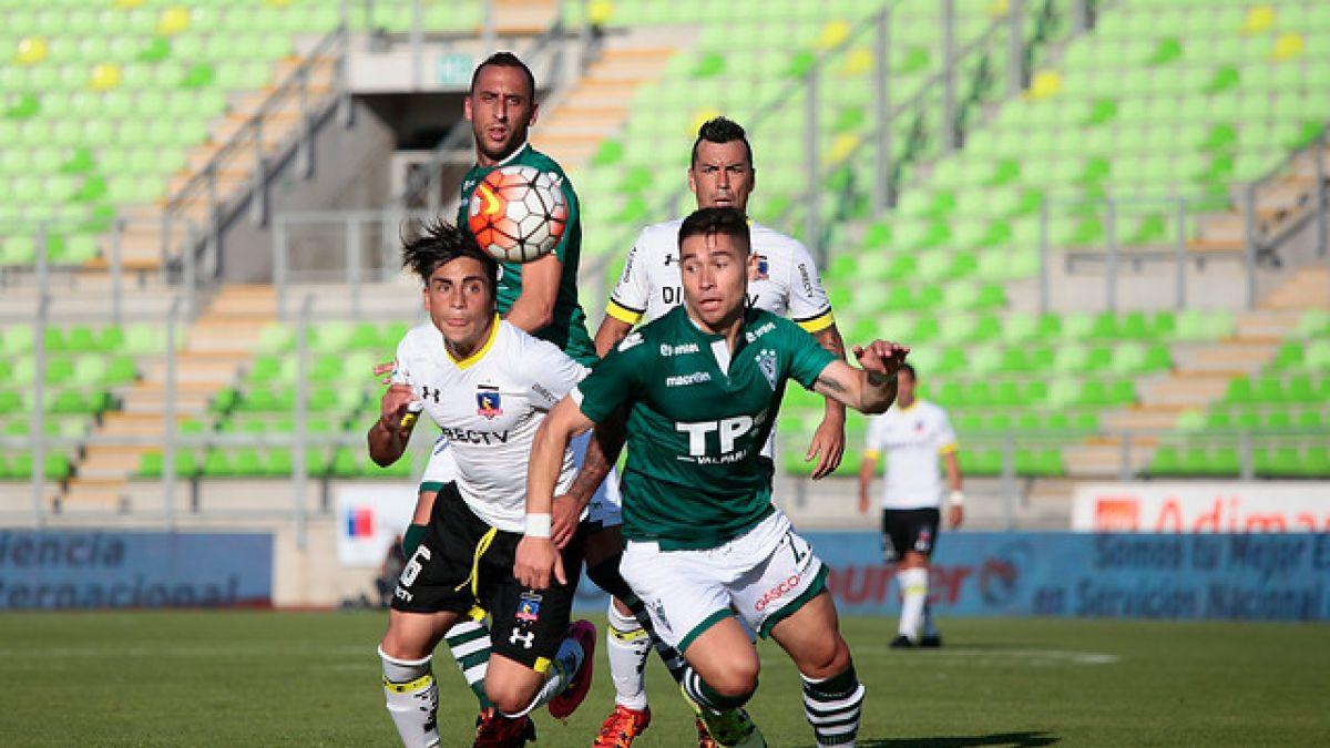 Colo Colo cierra el Apertura 2015 con derrota frente a Santiago Wanderers